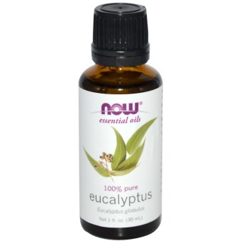 Harga Now Foods, Essential Oils, Eucalyptus, 1 fl oz (30 ml)