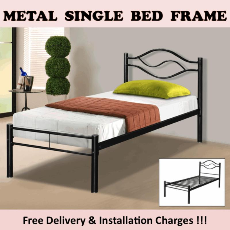 ISA Single Bed with Pull Out with 1 Plywood
