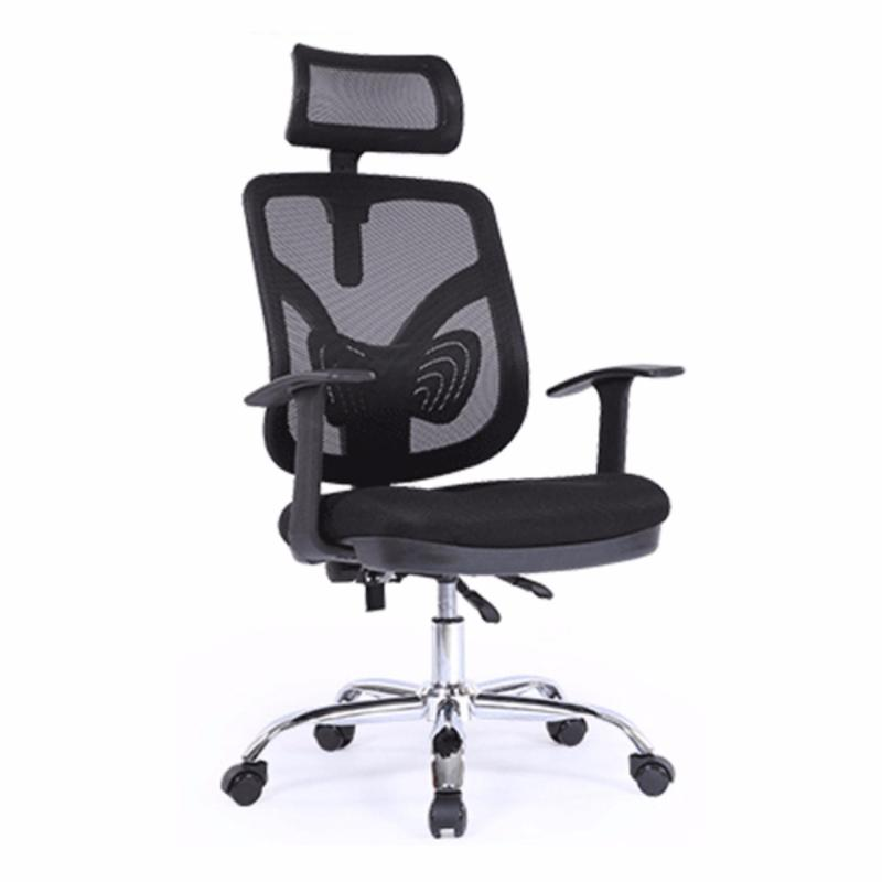 J30 Office Chair (Black)(Installation Option Available) Singapore