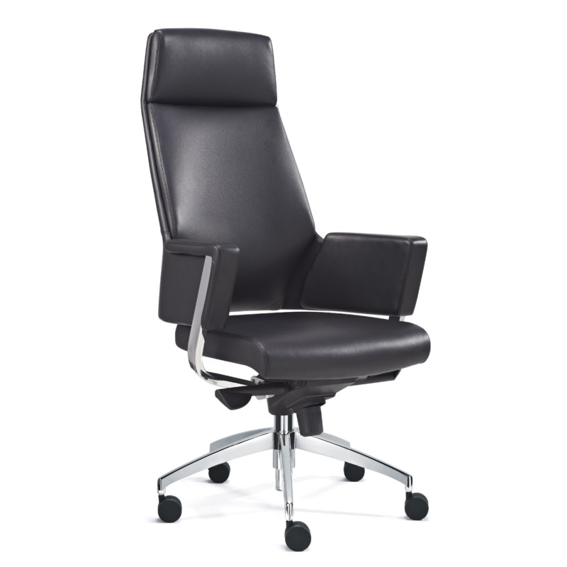 JEWEL Director Chair (Genuine Leather) Singapore