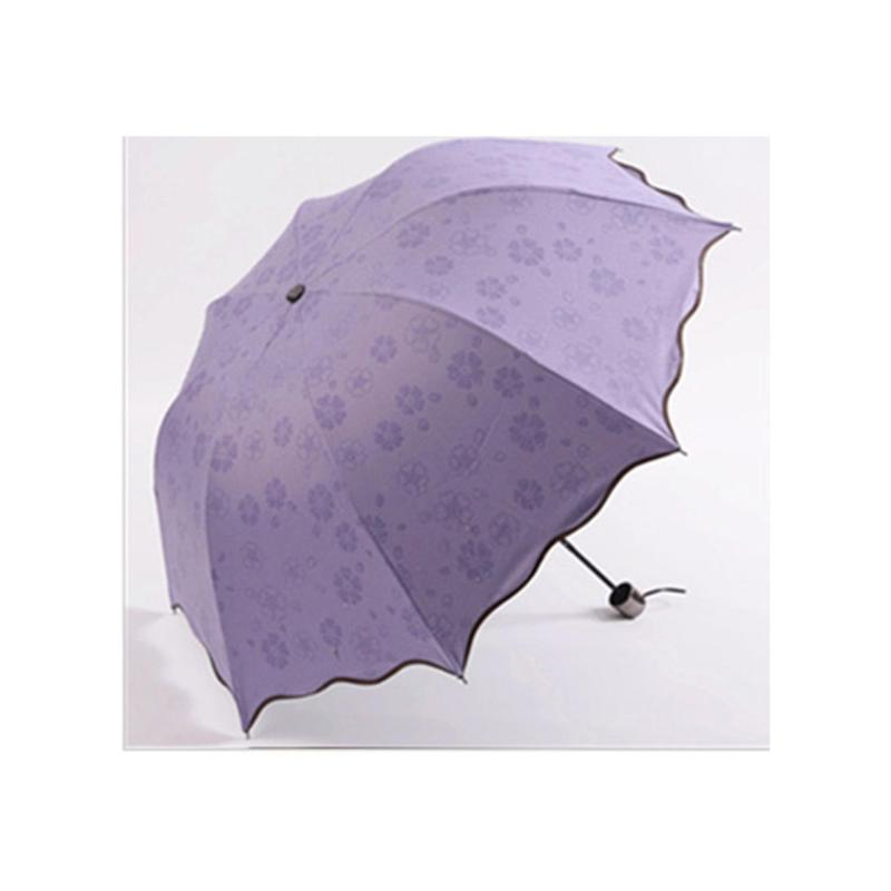JIJI Automatic Umbrella Blooming Flower Magic