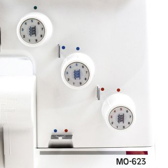 JUKI MO-623 Serger Machine - 5