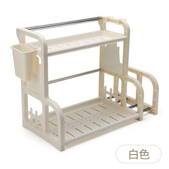 Kitchen condiment box seasoning Goods Shelf rack