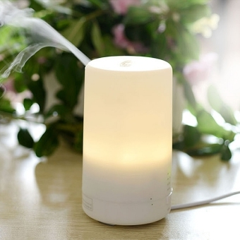 LED USB Essential Oil Ultrasonic Air Humidifier Aroma therapy Diffuser Excellent (EXPORT)
