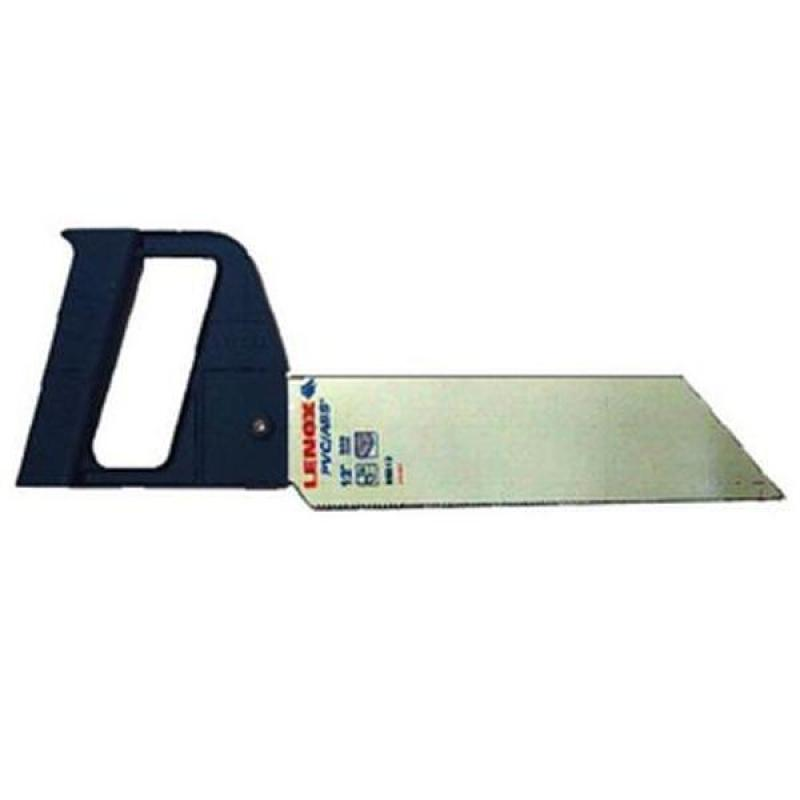 Lenox PVC/ABS Plastic Pipe Hand Saw [S85-6 12in/18in]