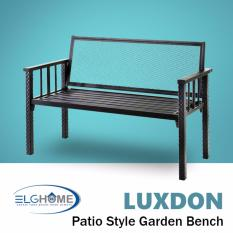 LUXDON Patio Garden Bench  (FREE Install & Delivery)