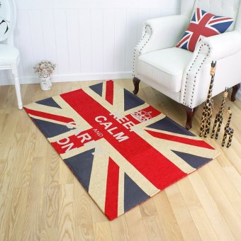 Great M Word Flag Bedroom Hall Living Room Slip British Door Mat Good  Looking Part 12