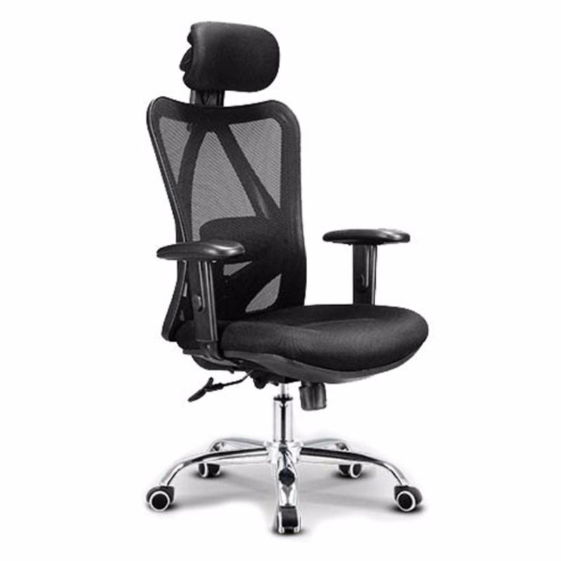 M16 Iden Office Chair (Black)(Installation Option Available) Singapore