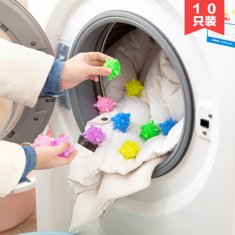 Magic anti-winding laundry ball washing machine designer ball