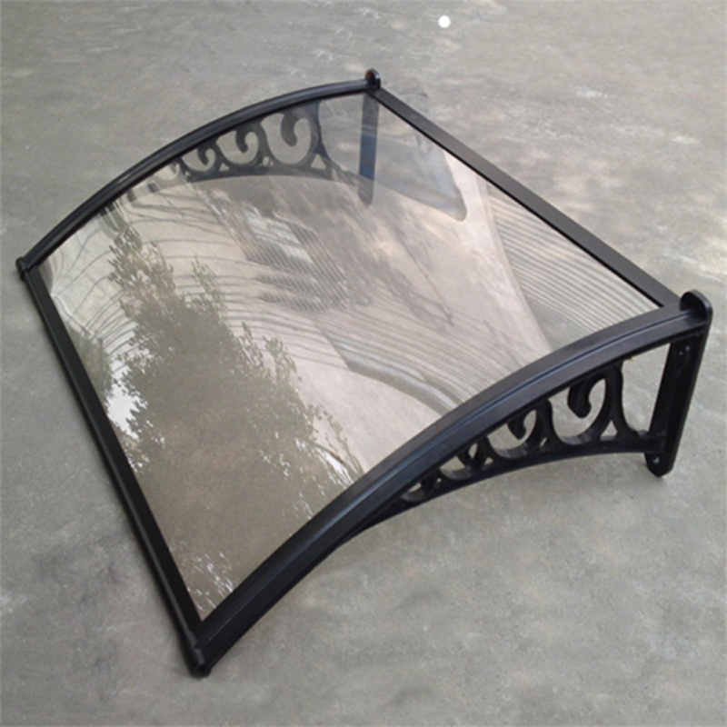 Merican PCA01 600x900mm polycabonate awning clear - intl