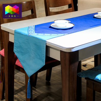 Minimalist Modern Style Dining Table Coffee Side Cabinet Flag Bed