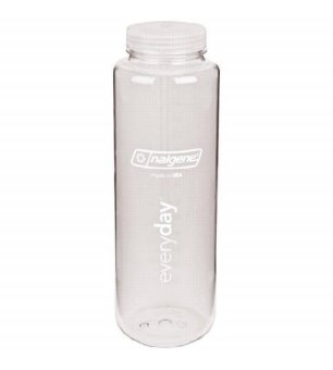 Nalgene Wide Mouth 48 oz Storage Bottle - Clear