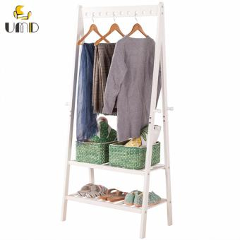 new design solid wood clothes hanger rack - Clothes Hanger Rack