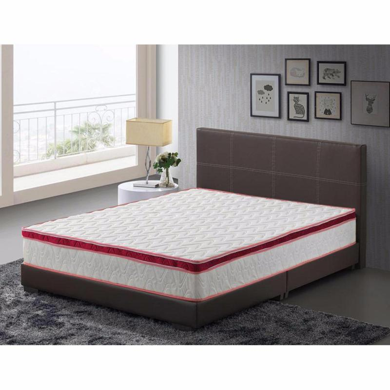 Nova R9 5 ft Bed Frame with 5 ft Spring Mattress (Queen)