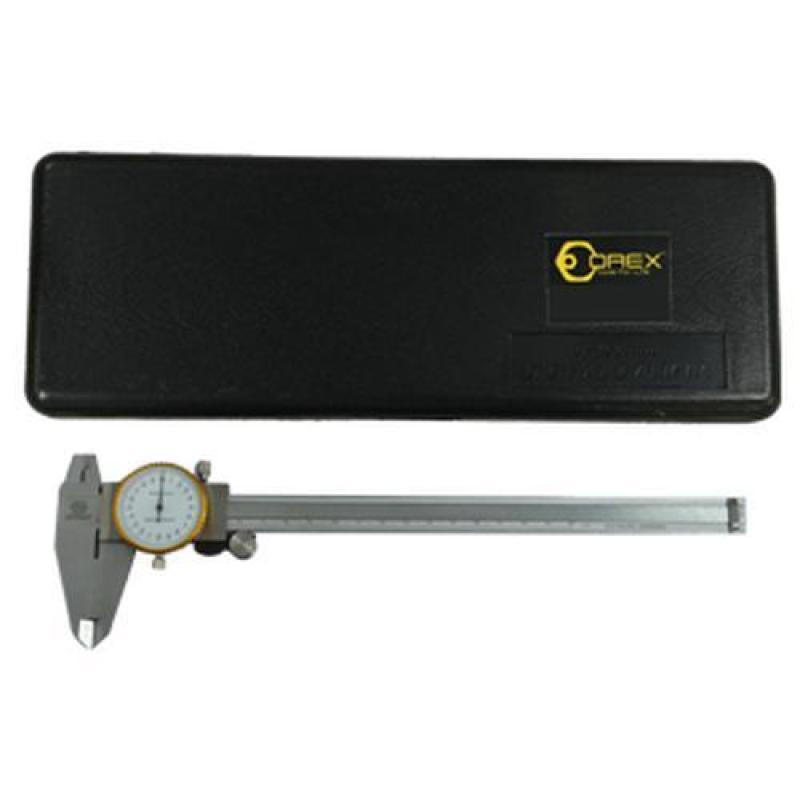 Orex Dial Caliper [001-02-DC150/DC200]