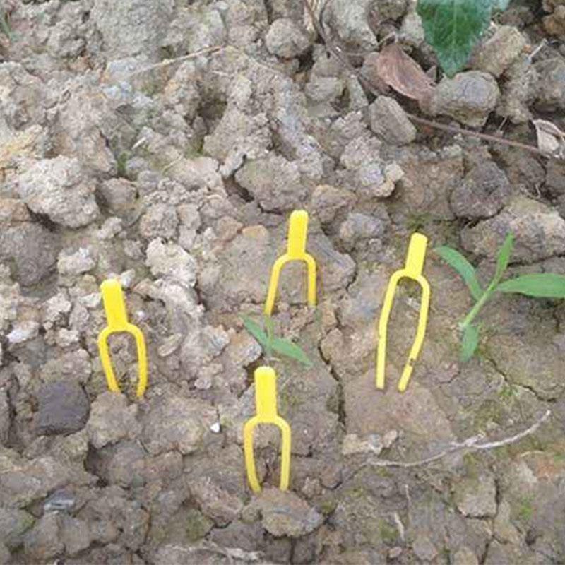 Plant Vines Fixing Support Clip Garden Melon Vine Gardening Tools Caring - intl