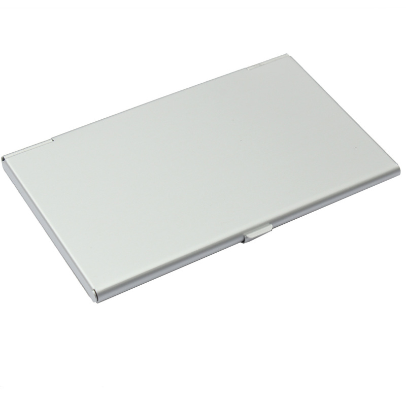 Buy Portable 3 in 1 Card Holder Metal Frame for Memory Card /SD/SDHC/MMC Singapore