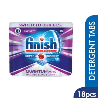 Harga Quantum Max Super Charged PowerBall Dishwasher Tablets