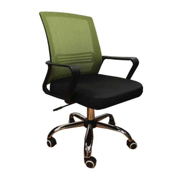 QUARTZ II Low Back Office Chair (Green) Singapore