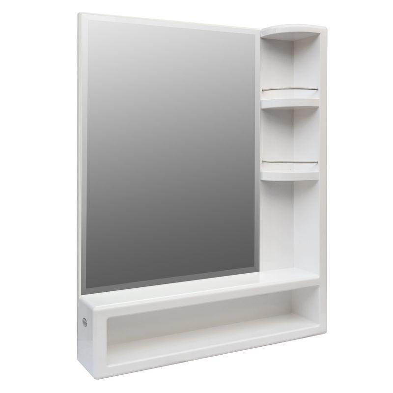 QUEEN KENZO Bathroom Shelf With Mirror