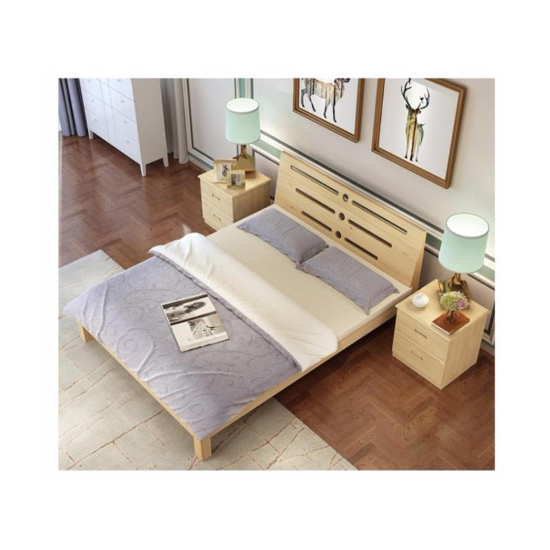 Queen Size Bed Without Storage
