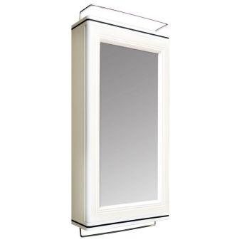 QUEEN STEP Bathroom Mirror Cabinet With Waterproof Nano Coating ...