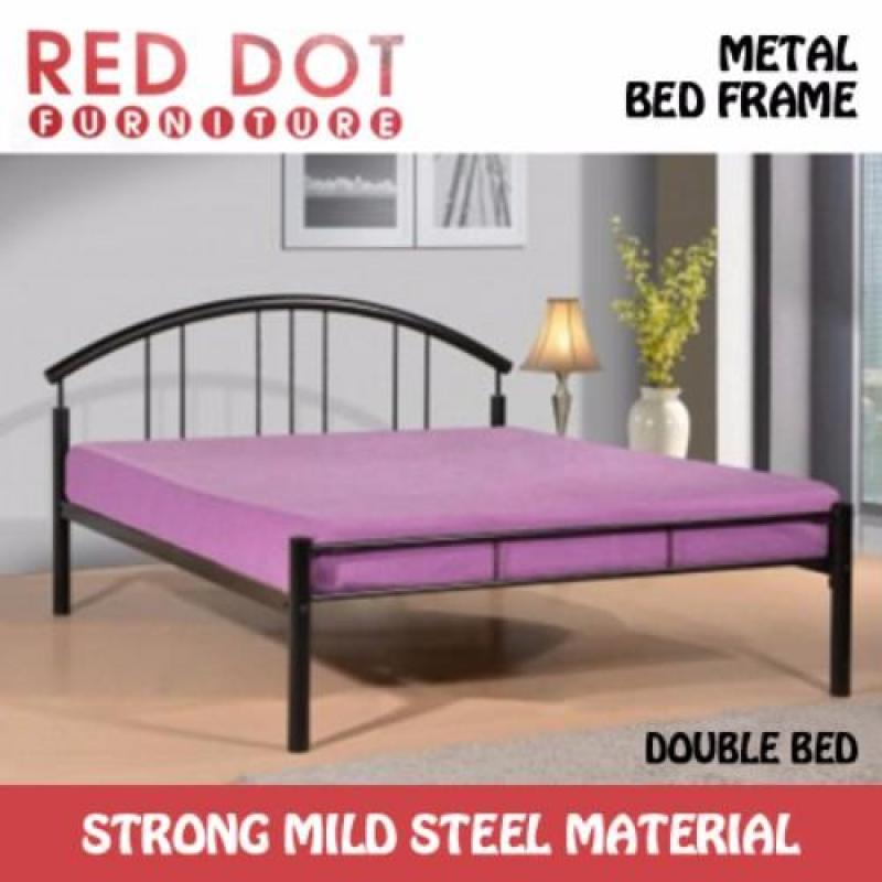 Red Dot Furniture Atilla Double Bed Frame (Without Mattress)