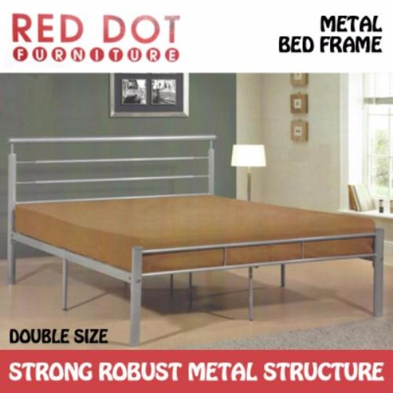 Red Dot Furniture Elle Double Bed Frame (Without Mattress)