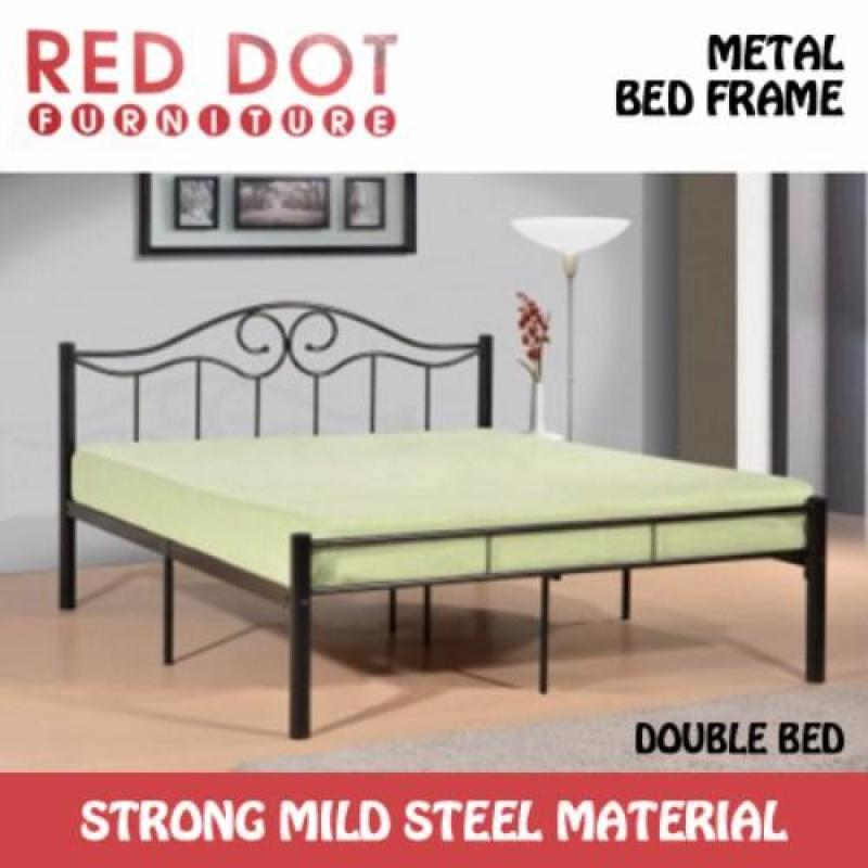 Red Dot Furniture Emily Double Bed Frame (Without Mattress)