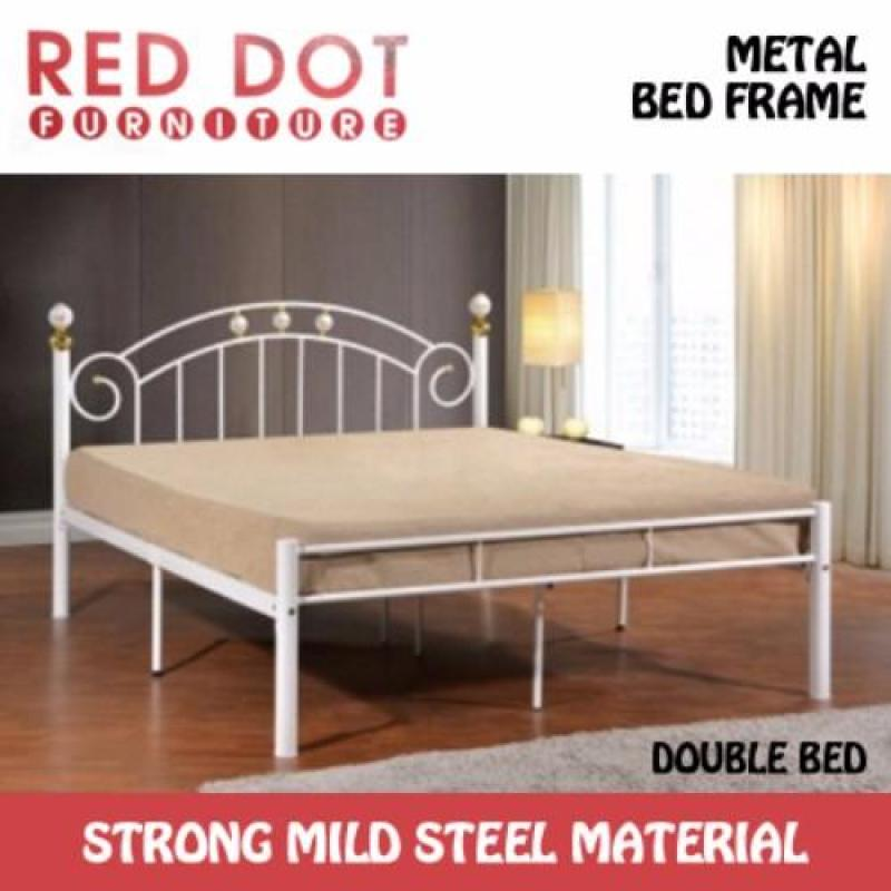 Red Dot Furniture Kyrstle Double Bed Frame (Without Mattress)