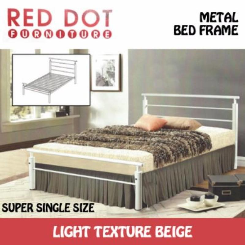 Red Dot Furniture Super Single Size Bed Frame - TPH426 (Without Mattress)
