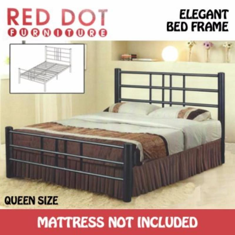 Red Dot Furniture TPH528 Queen Size Bed Frame (Without Mattress)