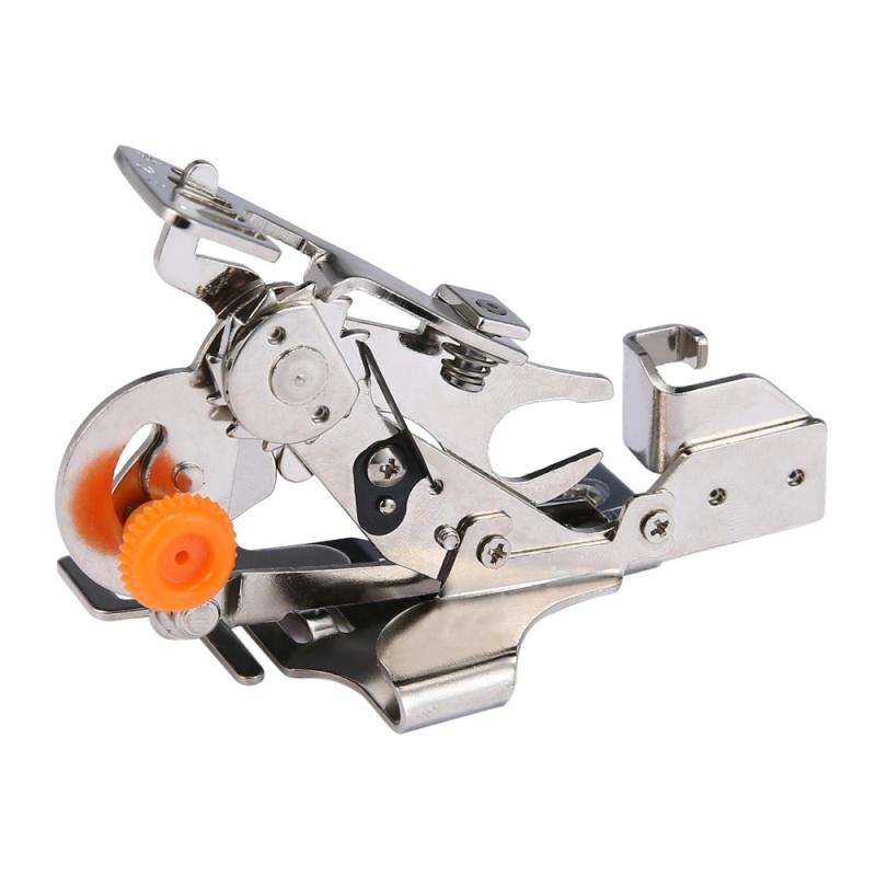 ruixiang Ruffle Attachment Sewing Machine Presser Foot (Silver) - intl