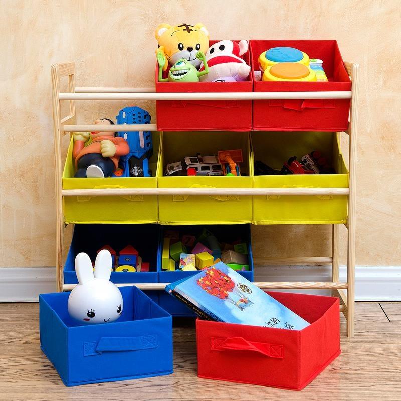 Ruyiyu 64x 28 X 60cm Kids Toy Organizer And Storage Bins 9