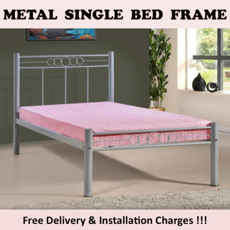SEA GAME Single Bed with Plywood