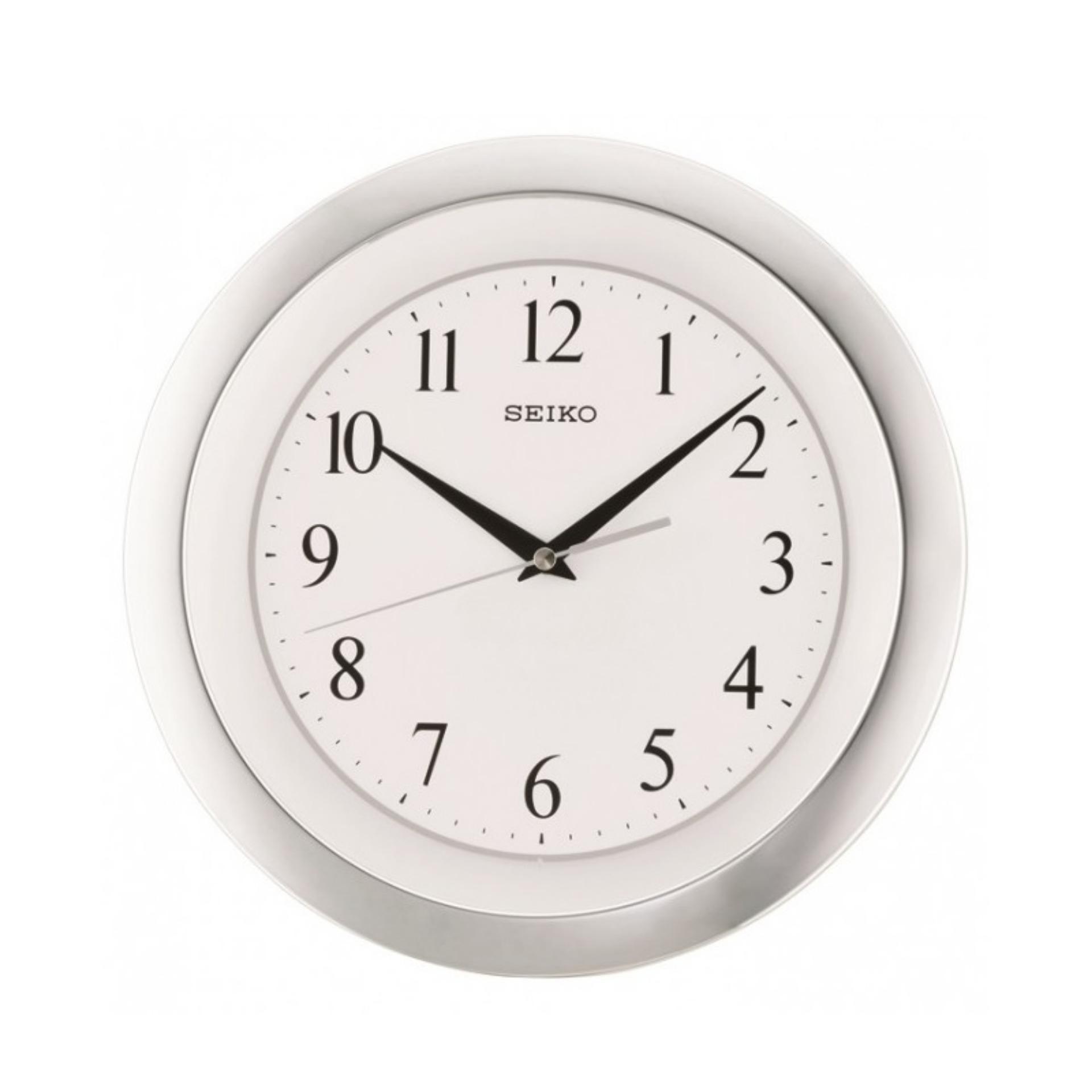 Seiko Qxa635s Analog Wall Clock Singapore