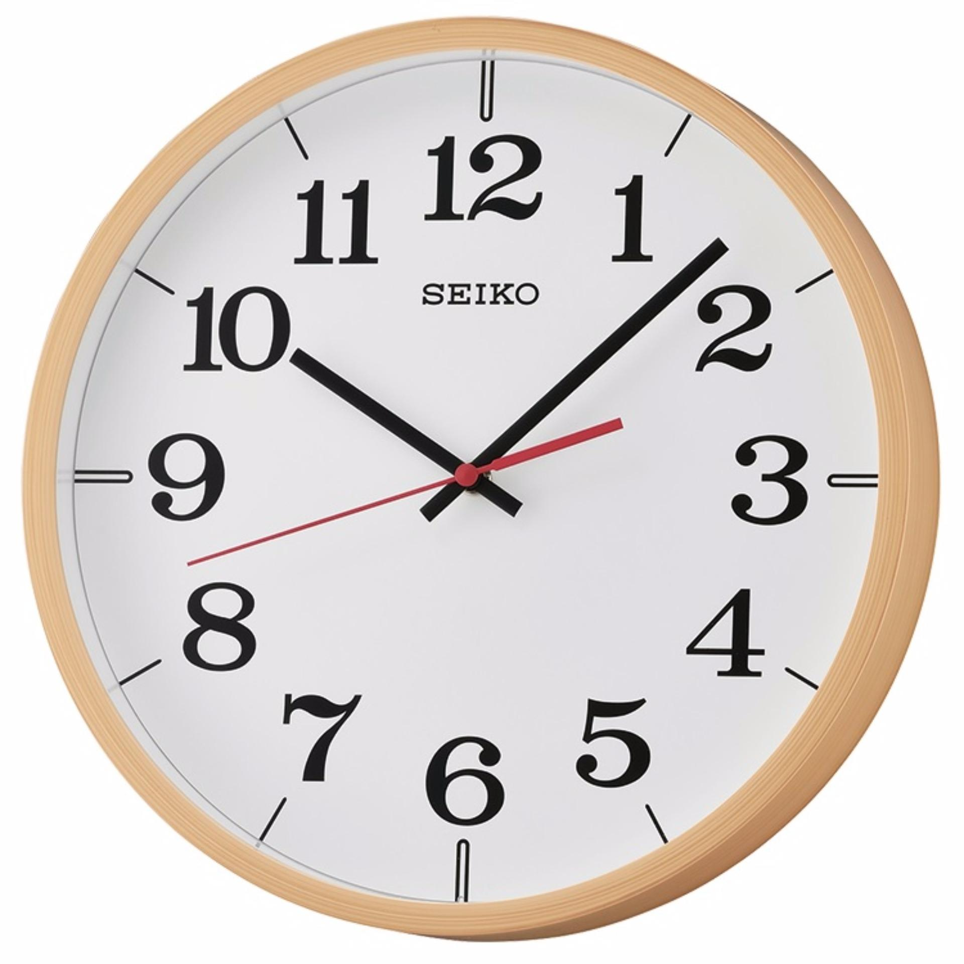 Seiko Qxa691a Analog Wall Clock Singapore