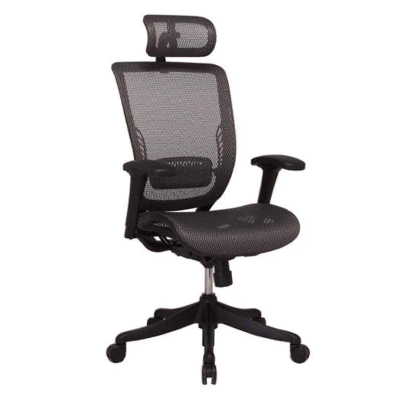 SIMPLE Office Chair (Black)(Installation Option Available) Singapore