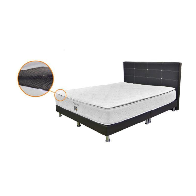 Sleepy Night Essentials Mattress + Bedframe