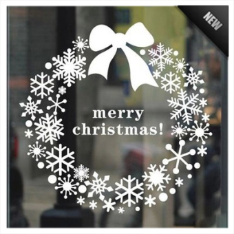 Taobao window stickers christmas Popular window stickers