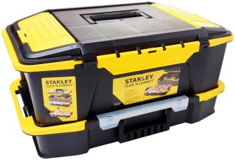 Stanley 2 In 1 Click & Connect + Box, Stst19900