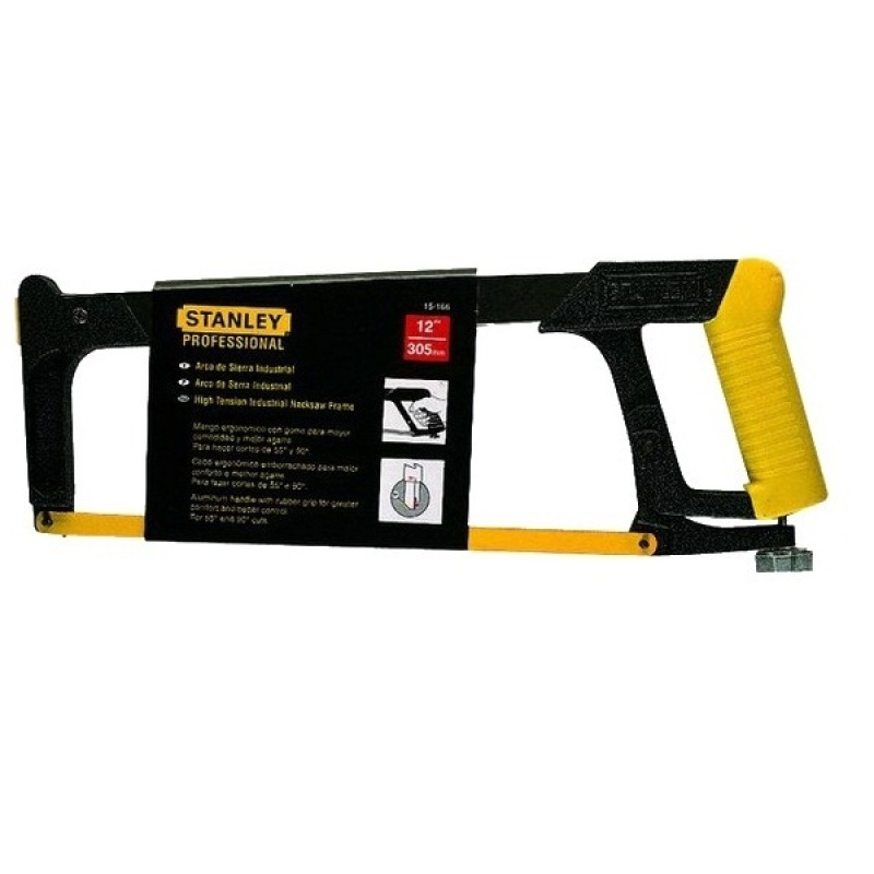 Stanley20505 Wood HDLE Cross CutSaw6T/7PT 24 Inch 600MM