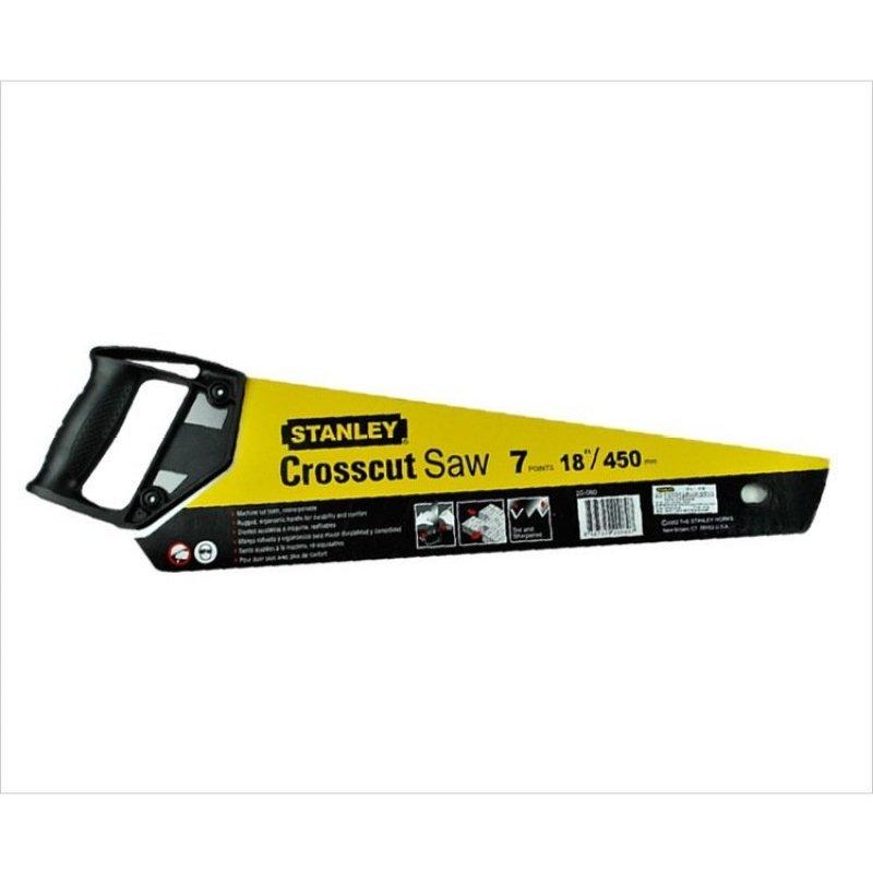 Stanley20080 Cross CutSaw6T/7PT 18inch450MM