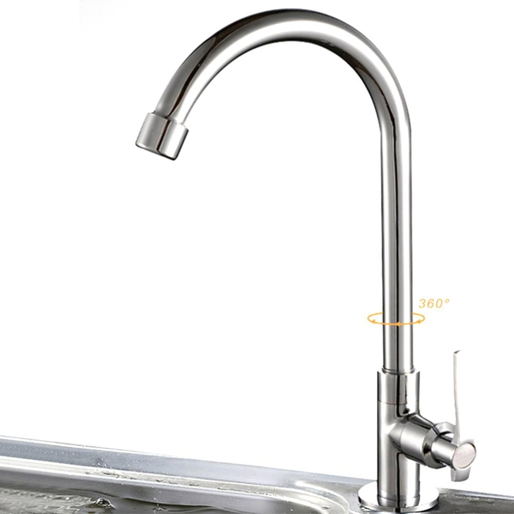 Sunshop 6 Types Universal Rotatable Tap Faucet Wall Mounted Deck ...