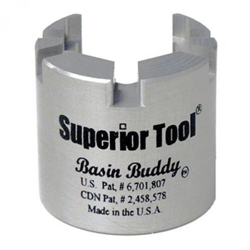 Superior Tool 03825 Basin Buddy Faucet Nut Wrench-Wrench tograbmetal ...