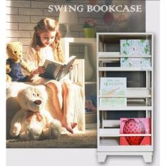 Swing Bookcase [momsboard - Korea no.1 kids brand]