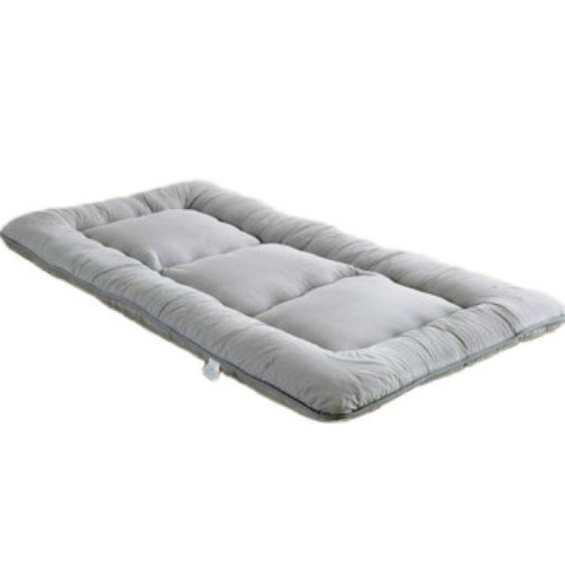 Tatami Ergonomic Mattress Anti-bacteria Bedding Blanket Grey 120*200cm