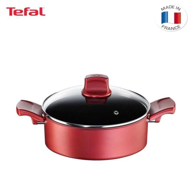 Tefal Character Shallow Pan 24cm - C68270 Singapore