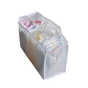 Travel Outdoor Baby Diaper Nappy Organizer Stuffs Insert Storage Bag