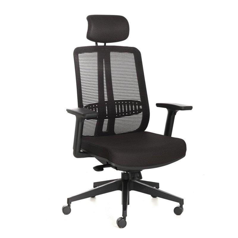 Trellis Mesh Office Chair High Back Singapore